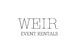 Weir Event Rentals