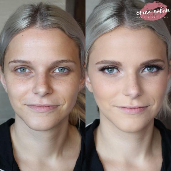 Erica Colon Makeup Transformation 12