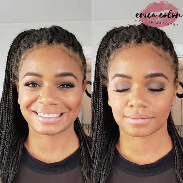 Erica Colon Makeup Transformation 14
