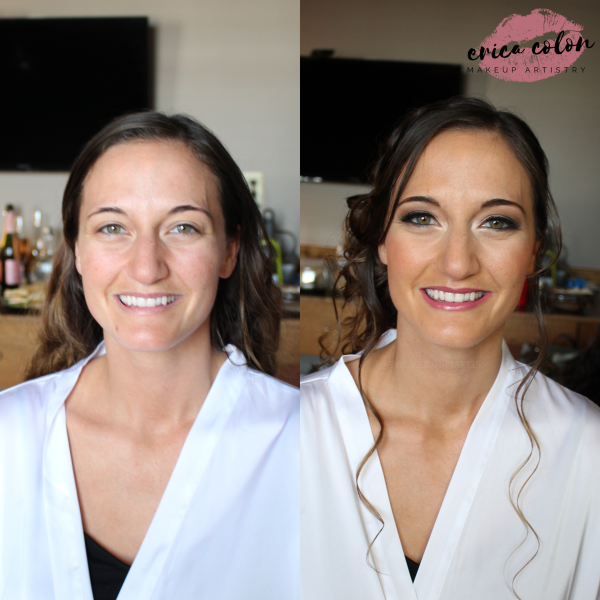 Erica Colon Makeup Transformation 16