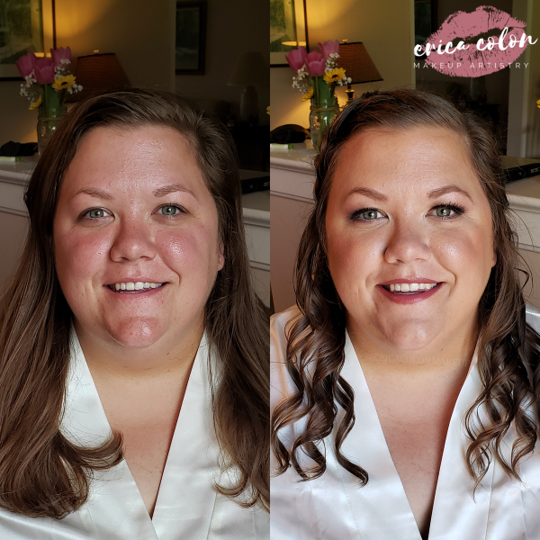 Erica Colon Makeup Transformation 20