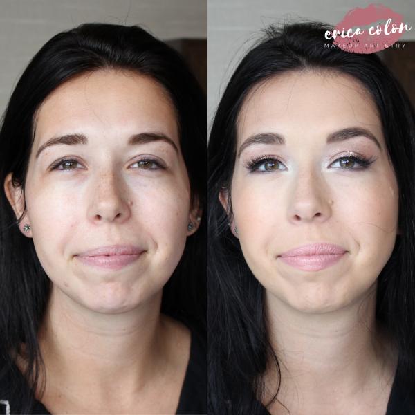 Erica Colon Makeup Transformation 22