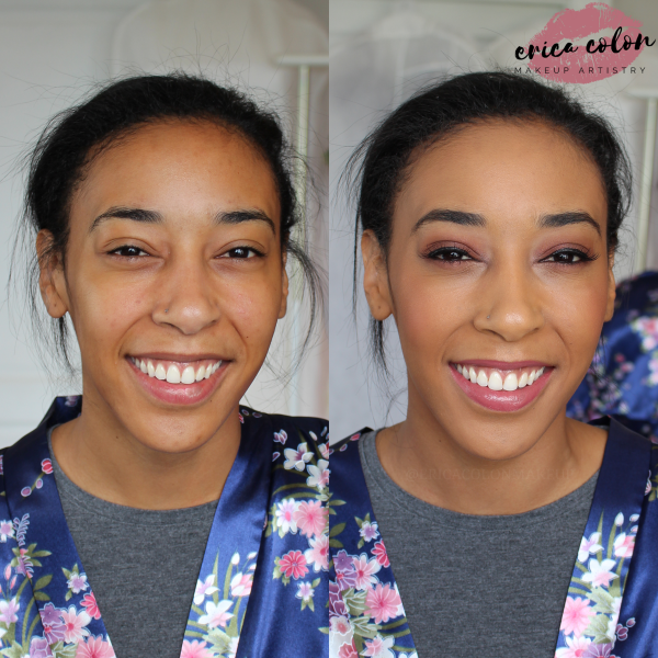 Erica Colon Makeup Transformation 23