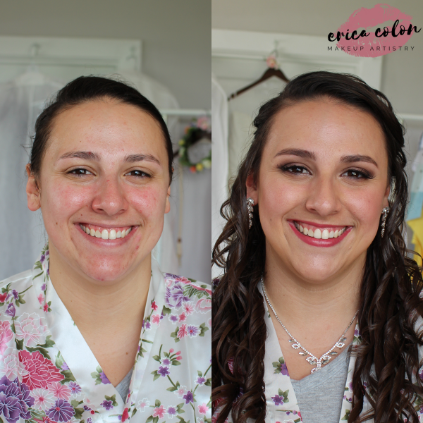 Erica Colon Makeup Transformation 24