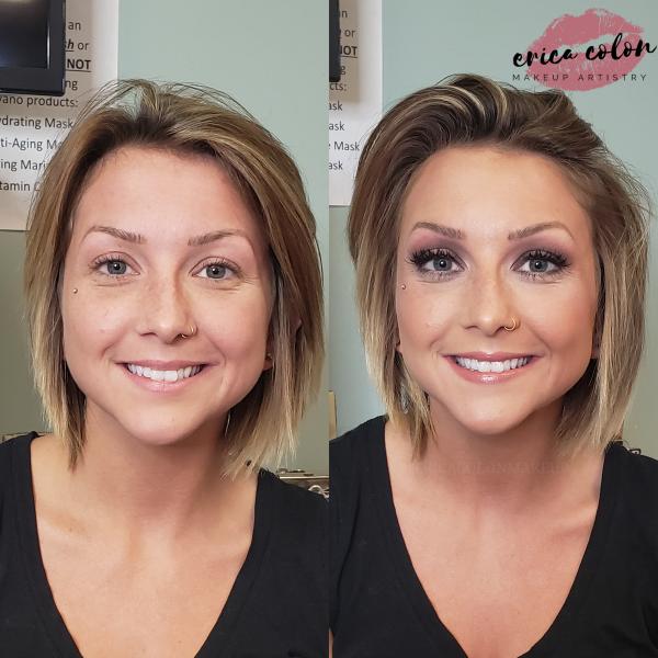 Erica Colon Makeup Transformation 9