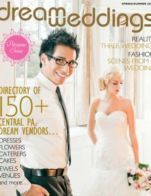 Premiere Dream Weddings Magazine