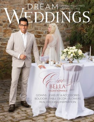 Spring 2015 Dream Weddings Magazine