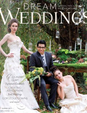 Summer 2013 Dream Weddings Magazine