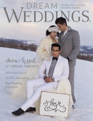 Winter 2015 Dream Weddings Magazine