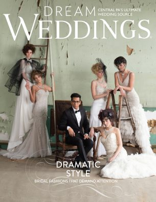 Winter 2016 Dream Weddings Magazine