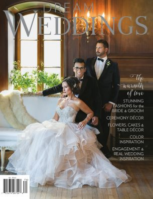 Winter 2017 Dream Weddings Magazine