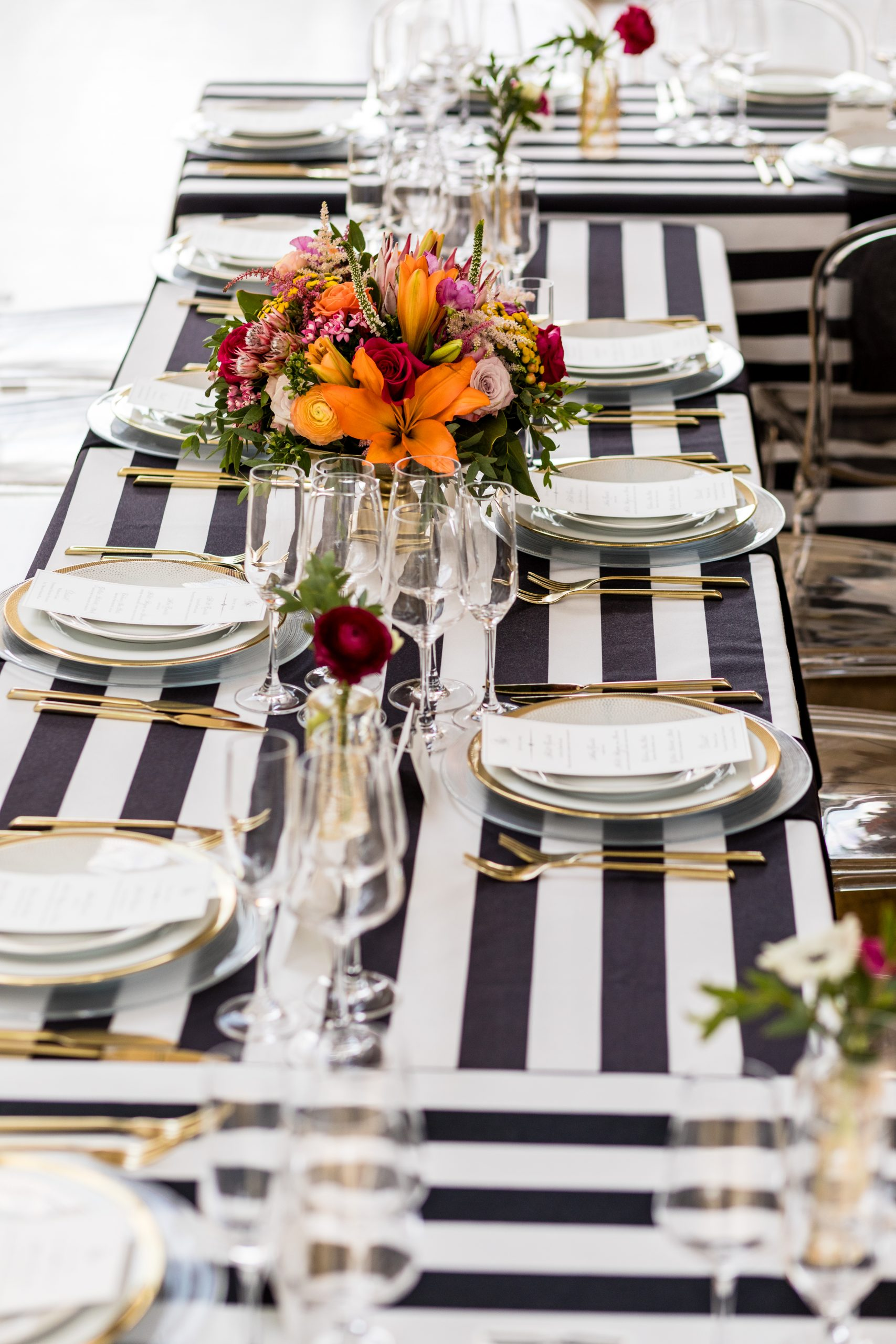 Tablescapes for days at the Michener Museum styled urban contemporary shoot for Ashley Gerrity Photography this past Summer. Featured on Dream Weddings.