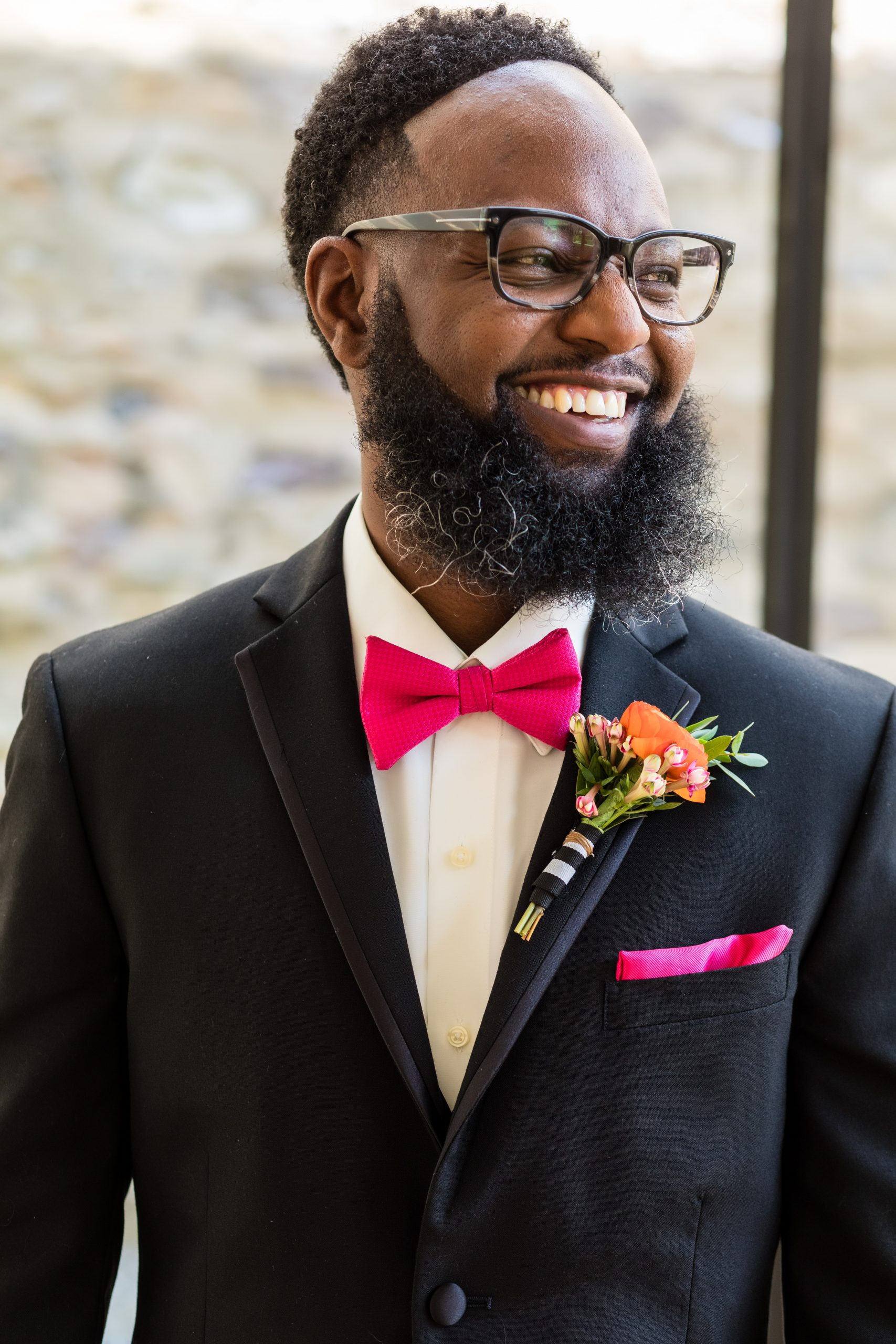 Happy to soon be seeing his bride at the Michener Museum styled urban contemporary shoot for Ashley Gerrity Photography this past Summer. Featured on Dream Weddings.