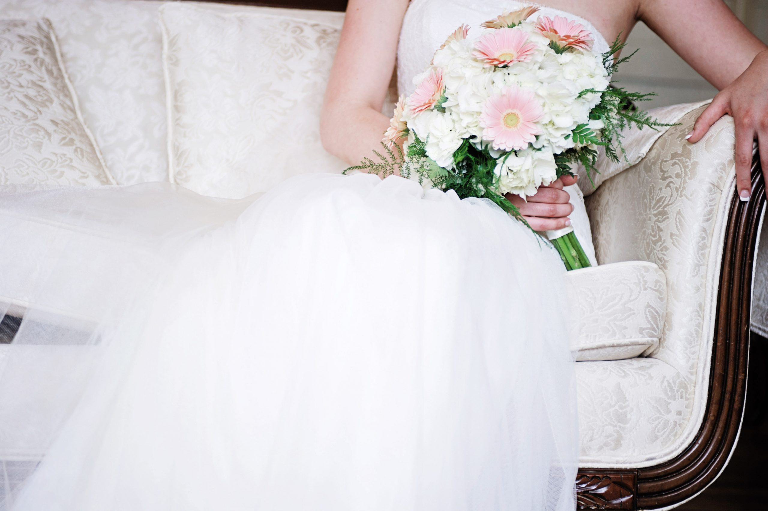 An eegant, romantic take on the bride in the bride's suite of Lakeview Farms in York, PA. Lovefusion Photography taking the time to capture the details. Featured in Dream Weddings.