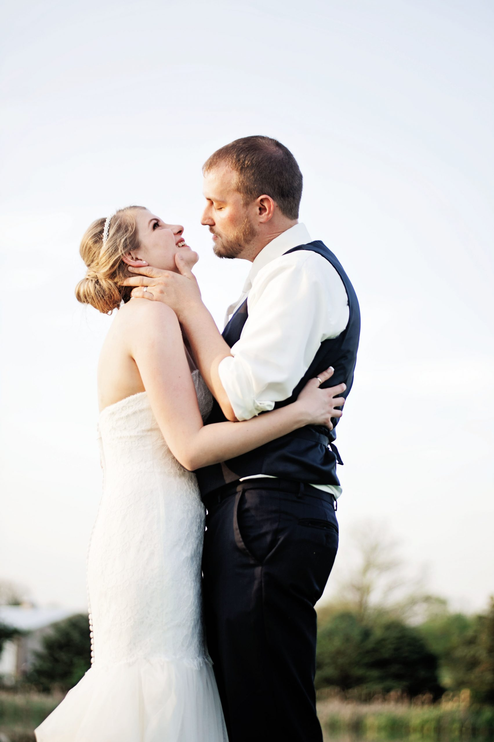 Kady and Ricky had the privilege of celebrating their wedding at Lakeview Farms in York, PA this past Spring. Kady is overwhelmed with emotion, while Ricky takes in his forever bride. Featured on Dream Weddings.